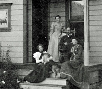 MHUMC Parsonage 1895
