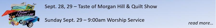 Taste of Morgan Hill 2019