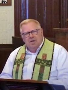 Pastor Patrick Davis