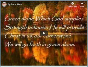 """Grace Alone"""